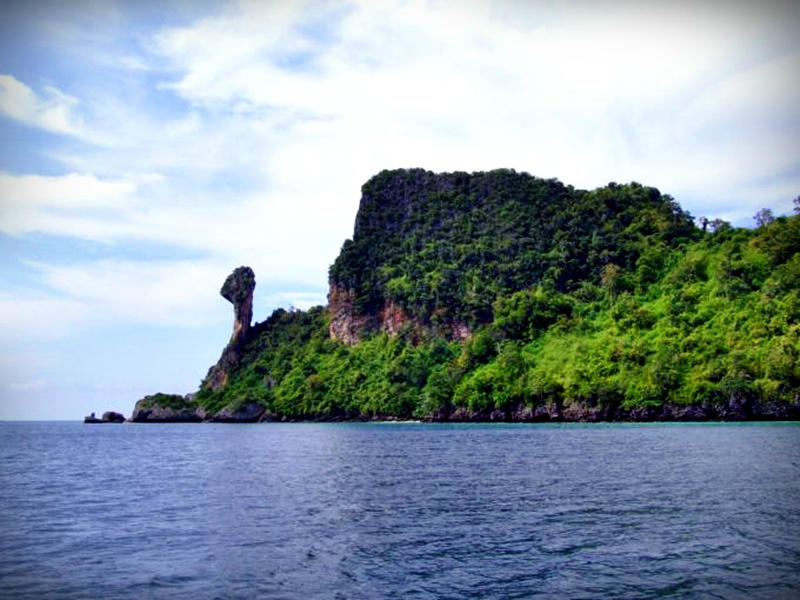 Krabi 4 Island by Big Boat & Speed Boat